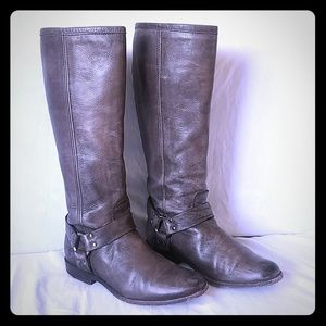 Frye Phillip Harness riding boot